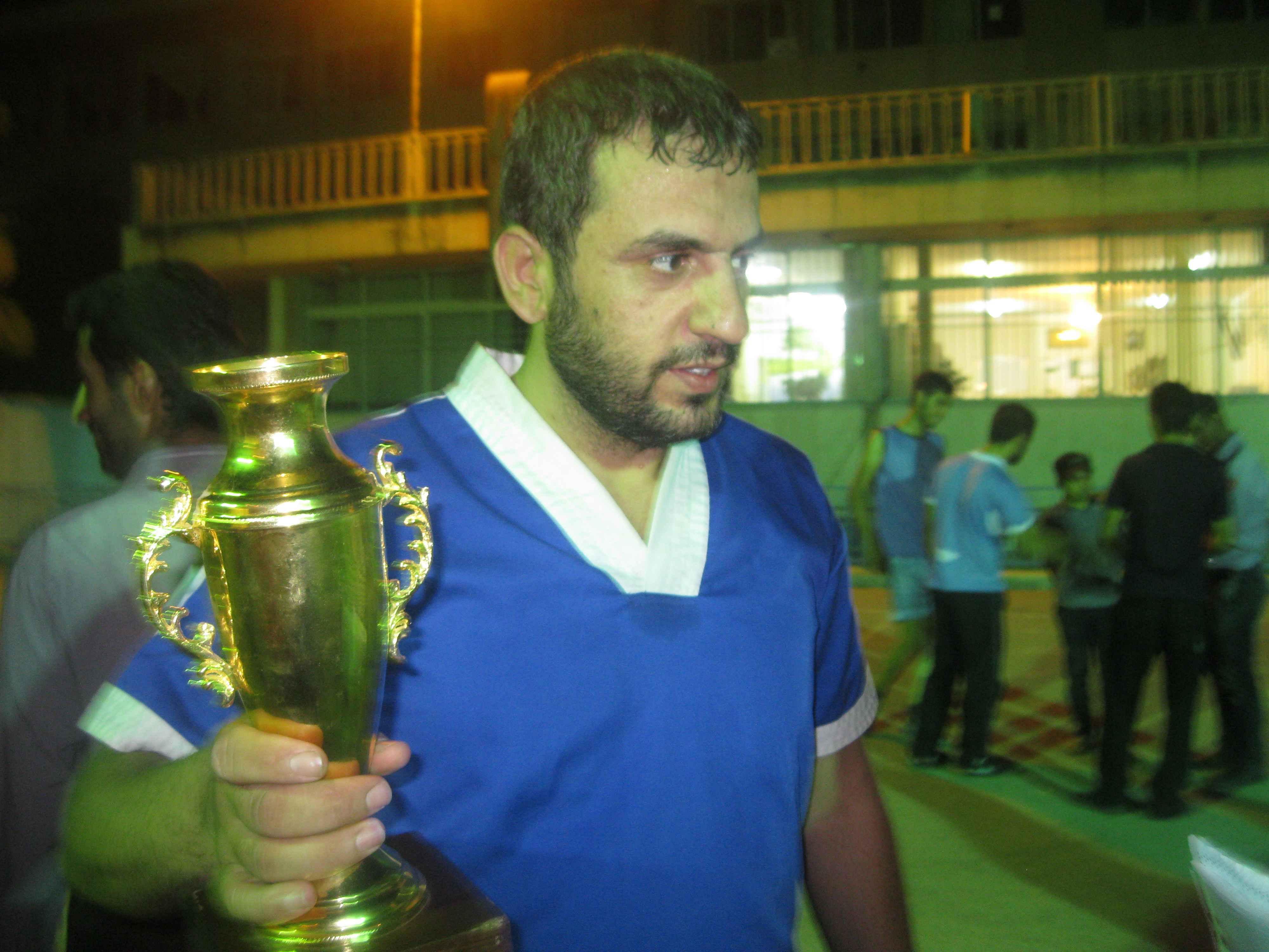 تصاویر فوتبال جام رمضان